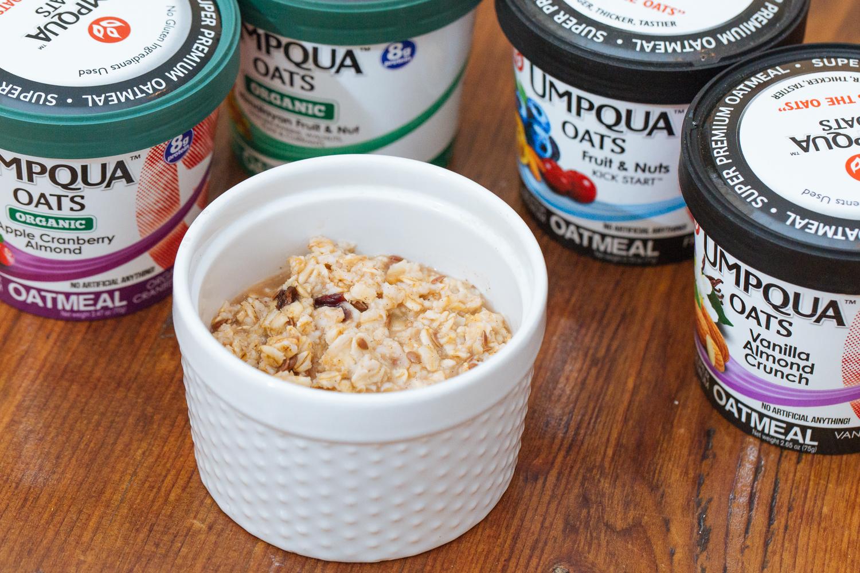 Umpqua Oatmeal